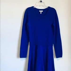 Joie fit and flare Sweater Dress Women Small